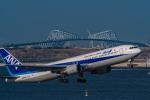 Simeonさんが、羽田空港で撮影した全日空 767-381の航空フォト(写真)