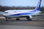 KAMIYA JASDFさんが、函館空港で撮影した全日空 767-381の航空フォト(写真)