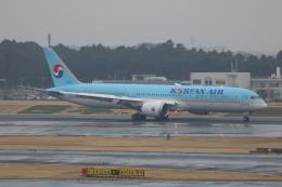 thalys1121さんが、成田国際空港で撮影した大韓航空 787-9の航空フォト(写真)