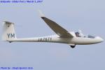 Chofu Spotter Ariaさんが、関宿滑空場で撮影した個人所有 Discus CSの航空フォト(写真)