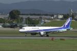 senyoさんが、名古屋飛行場で撮影したエアーニッポン A320-211の航空フォト(写真)