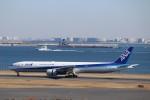 ハム太郎さんが、羽田空港で撮影した全日空 777-381の航空フォト(写真)