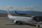 東亜国内航空さんが、関西国際空港で撮影した日本トランスオーシャン航空 737-446の航空フォト(写真)