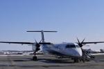 Take51さんが、女満別空港で撮影したANAウイングス DHC-8-402Q Dash 8の航空フォト(写真)