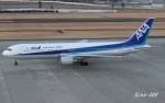 RINA-200さんが、仙台空港で撮影した全日空 767-381の航空フォト(写真)