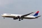 菊池 正人さんが、ロサンゼルス国際空港で撮影したデルタ航空 767-432/ERの航空フォト(写真)