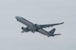 lonely-wolfさんが、関西国際空港で撮影したシンガポール航空 A330-343Xの航空フォト(写真)