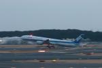ぷぅぷぅまるさんが、成田国際空港で撮影した全日空 777-381/ERの航空フォト(写真)