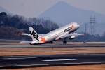 turenoアカクロさんが、高松空港で撮影したジェットスター・ジャパン A320-232の航空フォト(写真)
