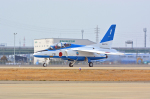 czuleさんが、名古屋飛行場で撮影した航空自衛隊 T-4の航空フォト(写真)
