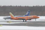とろーるさんが、新千歳空港で撮影したフジドリームエアラインズ ERJ-170-200 (ERJ-175STD)の航空フォト(写真)