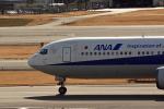 NIKKOREX Fさんが、成田国際空港で撮影した全日空 767-381/ERの航空フォト(写真)
