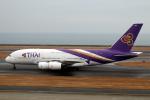 なごやんさんが、中部国際空港で撮影したタイ国際航空 A380-841の航空フォト(写真)