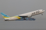 まえちゃさんが、羽田空港で撮影したAIR DO 767-33A/ERの航空フォト(写真)