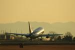 トラッキーさんが、熊本空港で撮影したANAウイングス 737-54Kの航空フォト(写真)