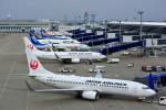 SATOSHI_THINさんが、中部国際空港で撮影したJALエクスプレス 737-846の航空フォト(写真)