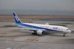 けんた767さんが、羽田空港で撮影した全日空 777-281の航空フォト(写真)