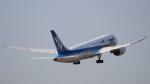 プッチさんが、熊本空港で撮影した全日空 787-881の航空フォト(写真)