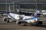 maverickさんが、羽田空港で撮影した全日空 777-381/ERの航空フォト(写真)