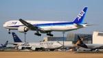Keitaro Narushimaさんが、成田国際空港で撮影した全日空 777-381/ERの航空フォト(写真)