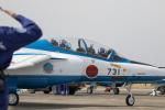 チャッピー・シミズさんが、名古屋飛行場で撮影した航空自衛隊 T-4の航空フォト(写真)