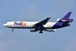 トロピカルさんが、成田国際空港で撮影したフェデックス・エクスプレス MD-11Fの航空フォト(写真)