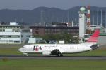 senyoさんが、名古屋飛行場で撮影した日本トランスオーシャン航空 737-4Q3の航空フォト(写真)