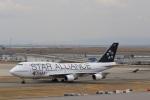 VIPERさんが、関西国際空港で撮影したタイ国際航空 747-4D7の航空フォト(写真)