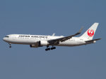 Mame @ TYOさんが、成田国際空港で撮影した日本航空 767-346/ERの航空フォト(写真)