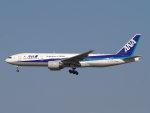 Mame @ TYOさんが、成田国際空港で撮影した全日空 777-281/ERの航空フォト(写真)