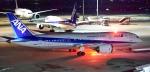 kamerajiijiさんが、羽田空港で撮影した全日空 787-881の航空フォト(写真)
