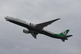 Semirapidさんが、関西国際空港で撮影したエバー航空 777-36N/ERの航空フォト(写真)
