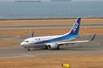 canon_leopardさんが、中部国際空港で撮影した全日空 737-781の航空フォト(写真)