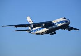 こむぎさんが、成田国際空港で撮影したヴォルガ・ドニエプル航空 An-124-100M Ruslanの航空フォト(写真)