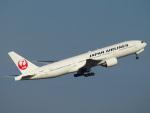 えぬえむさんが、羽田空港で撮影した日本航空 777-246の航空フォト(写真)