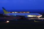 bushitsukeさんが、函館空港で撮影したAIR DO 767-381の航空フォト(写真)