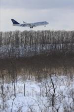 Rundy's Airgraphyさんが、新千歳空港で撮影したチャイナエアライン 747-409の航空フォト(写真)