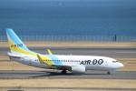 ハム太郎さんが、羽田空港で撮影したAIR DO 737-781の航空フォト(写真)