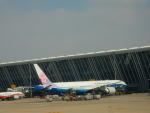 エアキヨさんが、上海浦東国際空港で撮影したチャイナエアライン 777-309/ERの航空フォト(写真)