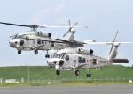 チャーリーマイクさんが、館山航空基地で撮影した海上自衛隊 SH-60Kの航空フォト(写真)