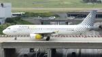 誘喜さんが、パリ オルリー空港で撮影したブエリング航空 A320-232の航空フォト(写真)