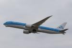 VIPERさんが、関西国際空港で撮影したKLMオランダ航空 787-9の航空フォト(写真)