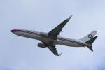 VIPERさんが、関西国際空港で撮影した中国東方航空 737-89Pの航空フォト(写真)