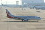 VIPERさんが、関西国際空港で撮影した奥凱航空 737-86Nの航空フォト(写真)