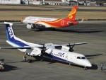 F.KAITOさんが、宮崎空港で撮影したANAウイングス DHC-8-402Q Dash 8の航空フォト(写真)