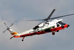 チャーリーマイクさんが、館山航空基地で撮影した海上自衛隊 UH-60Jの航空フォト(写真)
