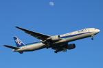 ceskykrumlovさんが、羽田空港で撮影した全日空 777-381の航空フォト(写真)
