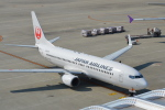 ja0hleさんが、中部国際空港で撮影した日本航空 737-846の航空フォト(写真)