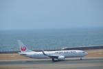 ja0hleさんが、中部国際空港で撮影したJALエクスプレス 737-846の航空フォト(写真)