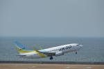 ja0hleさんが、中部国際空港で撮影したAIR DO 737-781の航空フォト(写真)